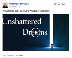 UnshatteredDreamsNewsFeedVideoAd